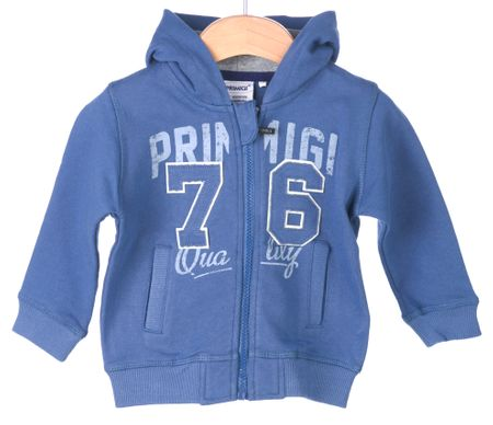 Primigi fiú pulóver 86 kék