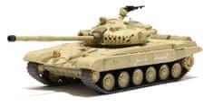 Waltersons Zdalnie sterowany R/C czołg T-72 M1 Desert Żółty 1/72