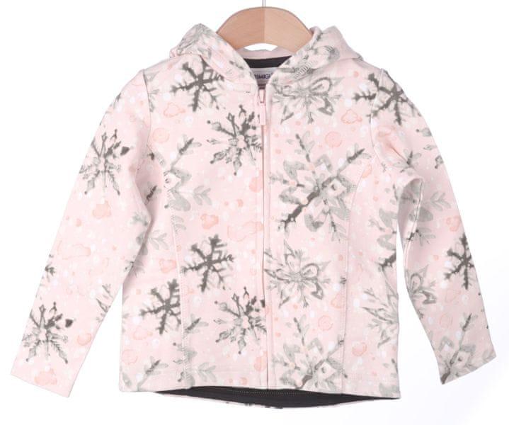 Primigi dívčí mikina 110 růžová