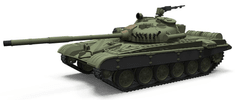 Waltersons R/C Czołg Serbia M-84 NATO Interwencja 1996 1/72
