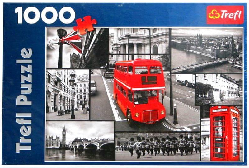 Trefl Puzzle Londýn 1000 dílků