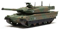 Waltersons R/C Tank British MBT Challenger 1 Forest 1/72
