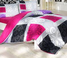 BedTex posteljnina Sedef Pink