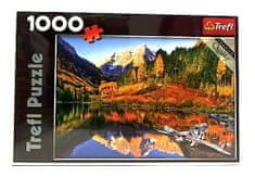 Trefl Puzzle Maroon Lake Aspen 1000 dílků