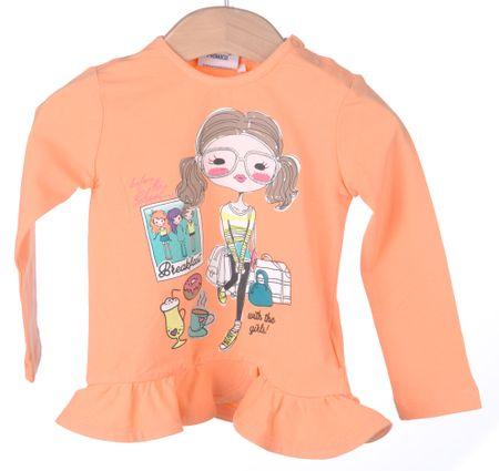 Primigi dekliška majica 86 lososa