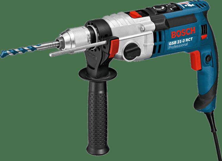 BOSCH Professional příklepová vrtačka GSB 21-2 RCT Professional 060119C700