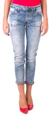 Mustang dámské jeansy 26 32 modrá - Parametre  f3293378af
