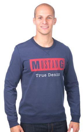 Mustang moška jopica L modra