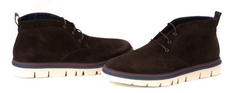 Gant pánská kotníčková obuv Scott 42 hnědá