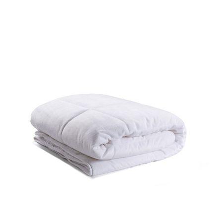 Vitapur dekorativna odeja Black & White, 140 x 200 cm, bela