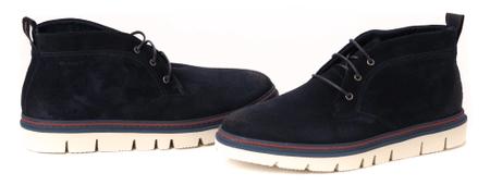 Gant pánská kotníčková obuv Scott 44 tmavě modrá