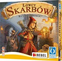 Rebel Gra Łowcy Skarbów
