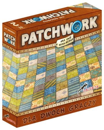 Rebel Gra Patchwork (edycja polska)