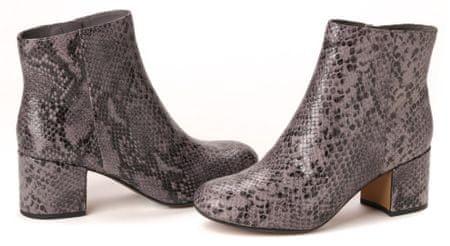 Clark's buty za kostkę damskie Barley May 38 szary