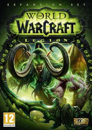 Blizzard World of Warcraft: Legion (PC)