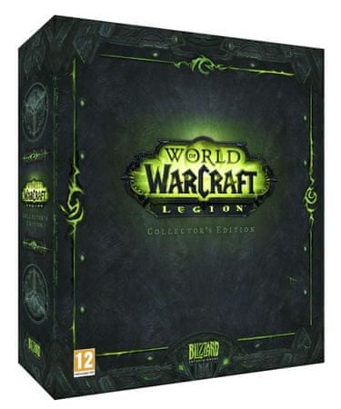 Blizzard World of Warcraft: Legion Collector's Edition/ PC