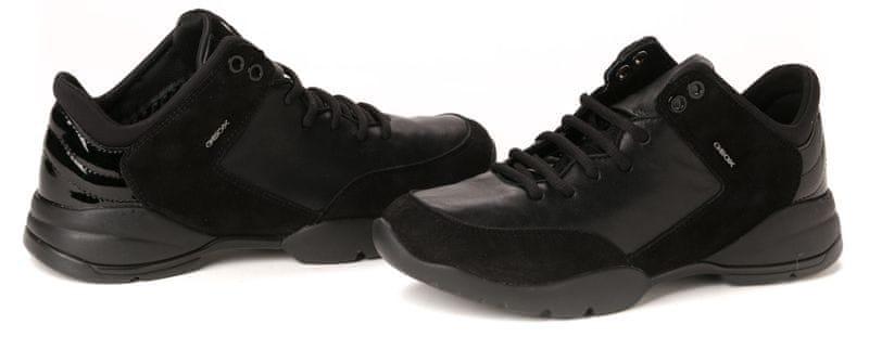 Geox dámské tenisky 39 černá