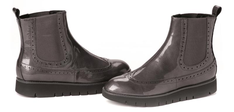 Geox dámská kotníčková obuv 37,5 šedá