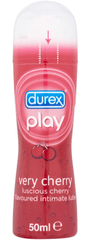 Durex lubrikant Play Very Cherry, 50 ml