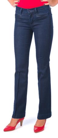 Pepe Jeans dámské jeansy Moffit 26/32 modrá