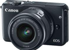 Canon digitalni fotoaparat EOS M10 + 15-45 STM