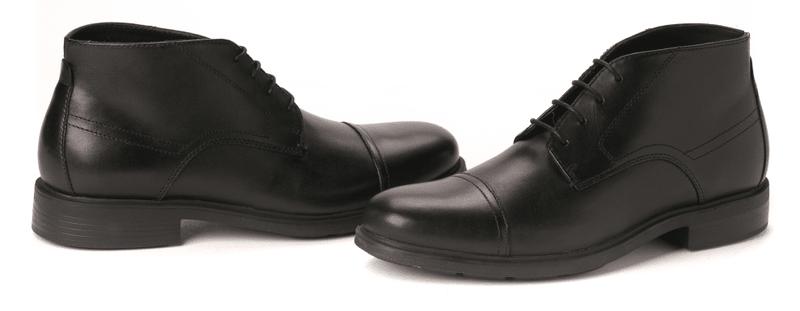 Geox pánská kotníčková obuv 44 černá