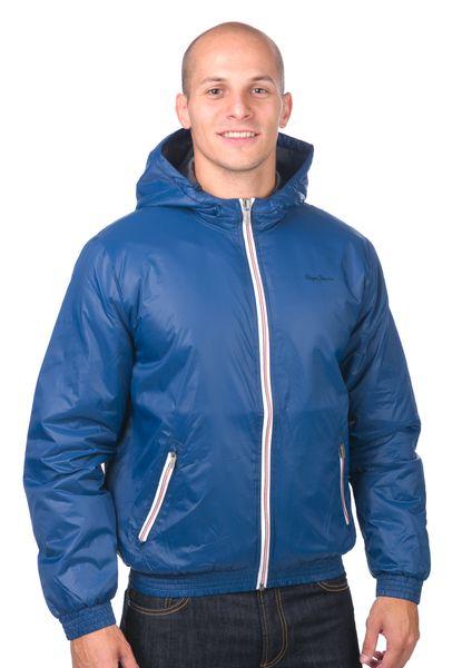 Pepe Jeans pánská bunda Beleg XL modrá