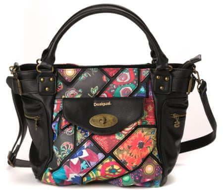 Desigual ženska torbica višebojna
