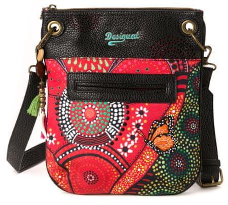 Desigual ženska ročna torbica večbarvna