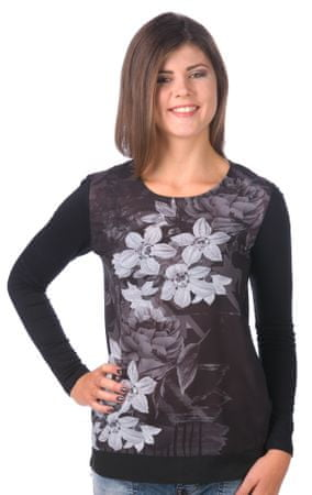 Desigual dámské tričko L černá