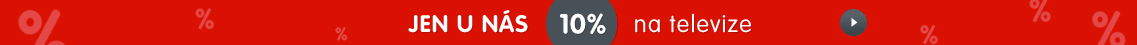 CZ televize -10%