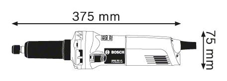 BOSCH Professional premi brusilnik GGS 28 LC (0601221000)