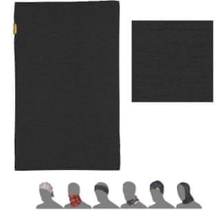 Sensor Tube Merino Wool Černá