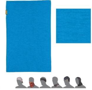Sensor Tube Merino Wool Modrá