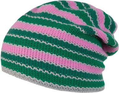Sensor Čepice Stripes Růžová/Zelená