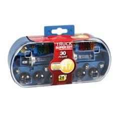 DEPO Auto Parts MZS575253 izzókészlet 24 v h7 30 db-os