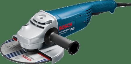 BOSCH Professional szlifierka kątowa GWS 24-230 JH (0601884M03)