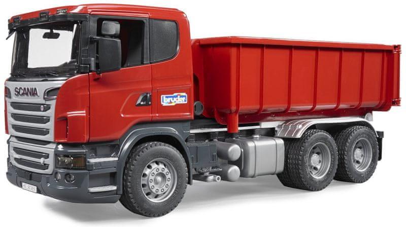 Bruder 3522 Scania nákladní auto
