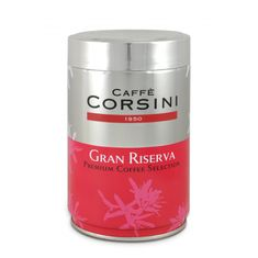 COMPAGNIA- DELL ARABICA Corsini Gran Riserva Őrölt kávé, 250g