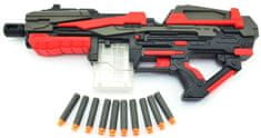 Teddies Pistole na pěnové náboje na baterie