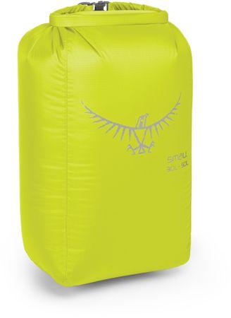Osprey vreča za prtljago Liner, S, rumena