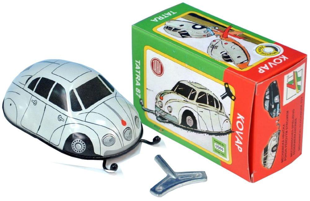 KOVAP Tatra 87 na klíček