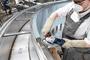 4 - Bosch kotni brusilnik GWS 17-125 INOX (060179M008)