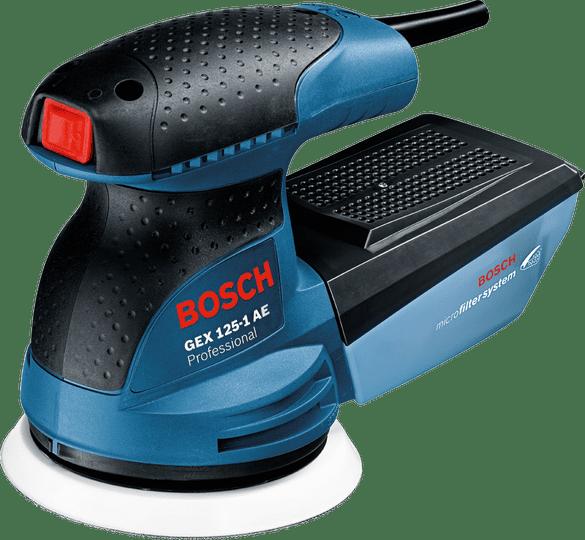 BOSCH Professional excentrická bruska Professional GEX 125-1 AE 0601387500