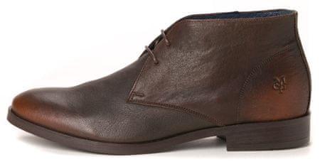 Marc O´Polo pánská kotníčková obuv 43 hnedá