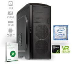 mimovrste=) namizni računalnik Ultimate Gamer PF7 i7-7700/16GB/3TB+250GB SSD/GTX1060/FreeDOS