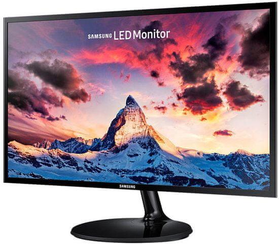 """Samsung monitor LCD 27"""" S27F350 (LS27F350FHUXEN)"""