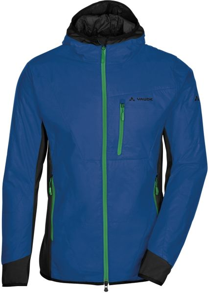 Vaude Men's Sesvenna Jacket Hydro Blue/Green M