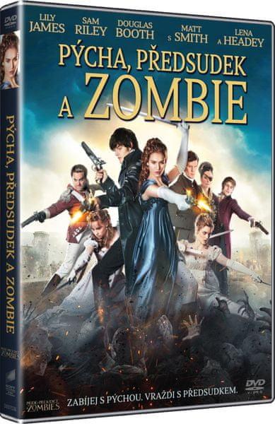 Pýcha, předsudek a zombie - DVD