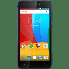 Prestigio MultiPhone Wize P3, PSP3508 Dual SIM, modrý